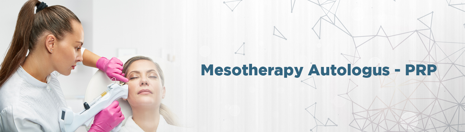 10. Mesotherapy Autologus - PRP